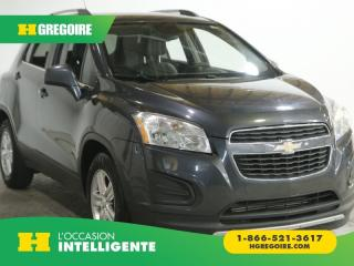 Used 2014 Chevrolet Trax LT CUIR TOIT MAGS for sale in St-Léonard, QC