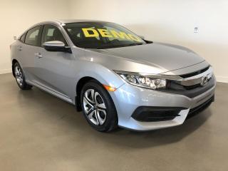 Used 2018 Honda Civic LX 4 PORTES*AUTOMATIQUE*DÉMO*2018+++ for sale in Montréal, QC