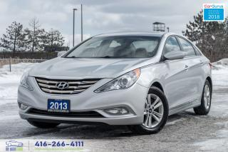 Used 2013 Hyundai Sonata GLS Sunroof 1 Owner Service Records Certified Mint for sale in Bolton, ON