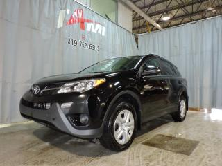 Used 2015 Toyota RAV4 Le Awd Mags Caméra for sale in Rouyn-Noranda, QC