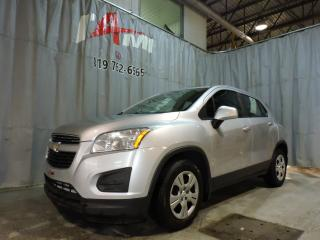 Used 2014 Chevrolet Trax LS for sale in Rouyn-Noranda, QC