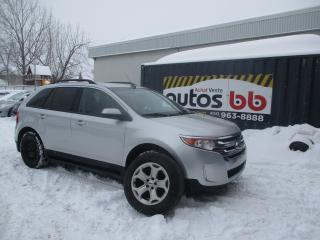 Used 2012 Ford Edge 4 portes SEL, Traction avant for sale in Laval, QC