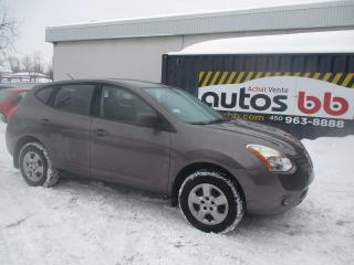 Used 2009 Nissan Rogue 4 portes S, Traction avant for sale in Laval, QC