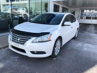Used 2013 Nissan Sentra Sl + Navi for sale in Ste-Julie, QC