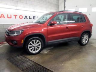 Used 2015 Volkswagen Tiguan COMFORTLINE 4Motion for sale in St-Eustache, QC