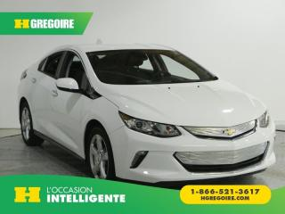 Used 2018 Chevrolet Volt LT A/C GR ELECT MAGS for sale in St-Léonard, QC