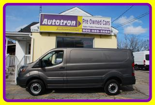 Used 2016 Ford Transit 250 LOW ROOF, Loaded for sale in Woodbridge, ON
