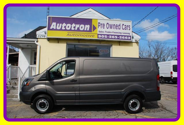 2016 Ford Transit 250 LOW ROOF, Loaded
