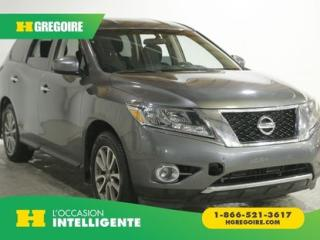 Used 2015 Nissan Pathfinder S MAGS for sale in St-Léonard, QC