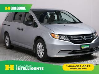 Used 2016 Honda Odyssey SE 8 PASSAGERS A/C for sale in St-Léonard, QC