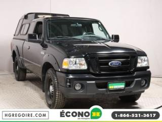 Used 2010 Ford Ranger SPORT A/C for sale in St-Léonard, QC