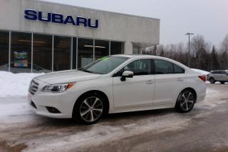 Used 2016 Subaru Legacy 3.6R w/Limited & Tech Pkg for sale in Minden, ON