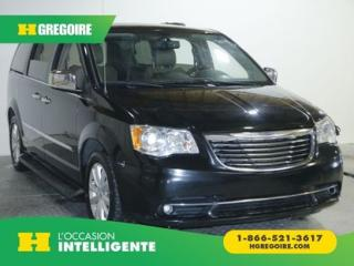 Used 2016 Chrysler Town & Country LTD AC GR ELEC for sale in St-Léonard, QC