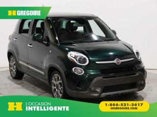 Used 2014 Fiat 500 L TREKKING A/C GR for sale in St-Léonard, QC