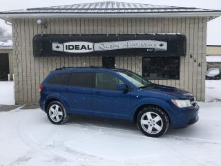 Used 2010 Dodge Journey SXT for sale in Mount Brydges, ON