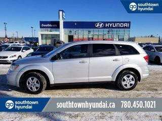 Used 2012 Dodge Journey SE/HEATED SEATS/POWER OPTIONS for sale in Edmonton, AB