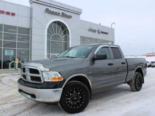 Used 2012 RAM 1500 ST for sale in Peace River, AB