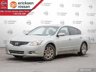 Used 2011 Nissan Altima 2.5 S for sale in Edmonton, AB