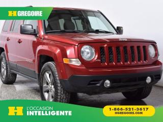 Used 2012 Jeep Patriot North 4X4 for sale in St-Léonard, QC
