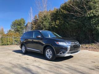 Used 2018 Mitsubishi Outlander ES for sale in Surrey, BC