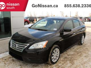Used 2014 Nissan Sentra S 4dr FWD Sedan for sale in Edmonton, AB