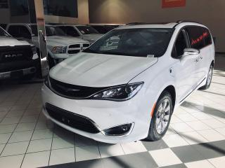 Used 2018 Chrysler Pacifica Hybrid LIMI for sale in Richmond, BC