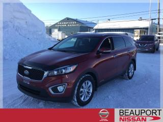 Used 2017 Kia Sorento LX V6 AWD 7 PASSAGERS ***26 000 KM*** for sale in Beauport, QC