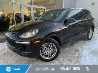 Used 2015 Porsche Cayenne S V6 TWIN TURBO 420 HP MINT CONDITION for sale in Edmonton, AB
