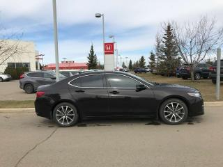 Used 2015 Acura TLX Tech AWD Sunroof Back Up Camera for sale in Red Deer, AB