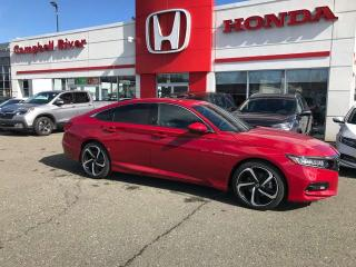 New 2019 Honda Accord Sedan Sport for sale in Campbell River, BC