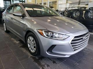 Used 2017 Hyundai Elantra GL, HEATED SEATS, BLUETOOTH, ONE OWNER for sale in Edmonton, AB