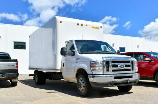 Used 2018 Ford E-Series Cutaway 4X2 SD 176 WB | VINYL FLOOR | AC for sale in Red Deer, AB