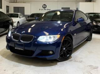 Used 2011 BMW 3 Series 335I X DRIVE M PKG|NAV|ACCIDENT FREE|HEATED SEATS for sale in Oakville, ON