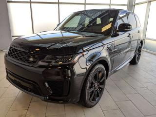 Used 2019 Land Rover Range Rover Sport SCDYN for sale in Edmonton, AB