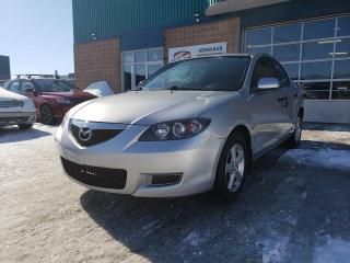 Used 2009 Mazda MAZDA3 for sale in St-Eustache, QC