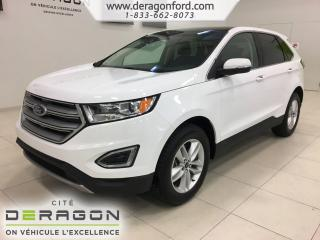 Used 2017 Ford Edge Sel Awd 3.5l Toit for sale in Cowansville, QC