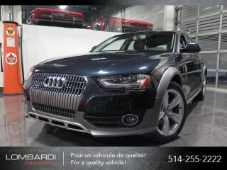 Used 2014 Audi A4 ALLROAD|TECHNIK|B&O|NAVI|CAM| for sale in Montréal, QC