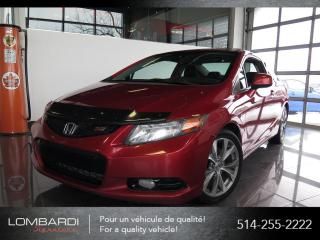 Used 2012 Honda Civic SI|COUPE|NAVI|BLUETOOTH|MAGS| for sale in Montréal, QC