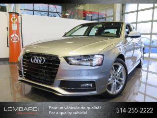 Used 2015 Audi A4 TECHNIK|S-LINE|B&O|NAV|QUATTRO| for sale in Montréal, QC
