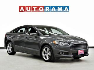 Used 2016 Ford Fusion SE AWD NAVIGATION BACK UP CAMERA for sale in Toronto, ON