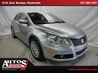 Used 2011 Suzuki Kizashi Sx Awd + Cuir for sale in Sherbrooke, QC