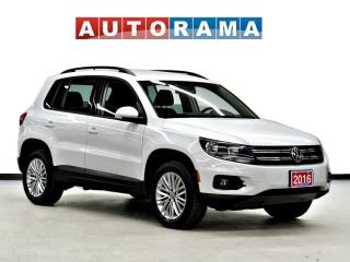 Used 2016 Volkswagen Tiguan AWD BACK UP CAMERA for sale in Toronto, ON