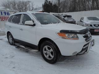 Used 2009 Hyundai Santa Fe GLS *Clean Carproof* Certified w/ 6 Month Warranty for sale in Brantford, ON