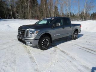 Used 2018 Nissan Titan Pro-4X for sale in Fredericton, NB