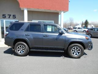 Used 2017 Toyota 4Runner TRD for sale in Lévis, QC