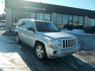 Used 2010 Jeep Patriot NORTH EDITION 4X4 ** 79 000 KM CERTIFIÉ for sale in St-Hubert, QC