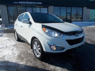 Used 2013 Hyundai Tucson LIMITED AWD **CUIR + TOIT PANO** for sale in St-Hubert, QC
