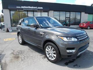 Used 2016 Land Rover Range Rover Sport HSE TD6 4X4 for sale in St-Hubert, QC
