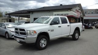 Used 2017 RAM 2500 Crew Cab, Boite 6 for sale in Sherbrooke, QC