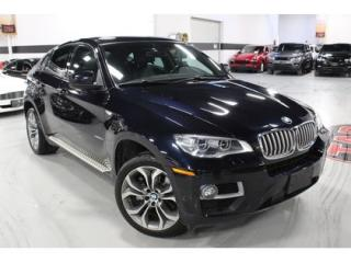 Used 2014 BMW X6 xDrive50i M Sport   DVD   Clean Carproof for sale in Vaughan, ON